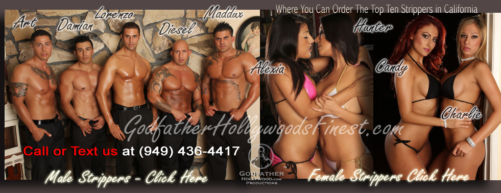 Rent California Exotic Dancers